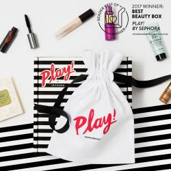 Enter To Win 1 Year Sephora Play Subscription Box