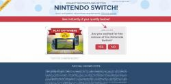 GET A NEW NINTENDO SWITCH GIVEAWAY