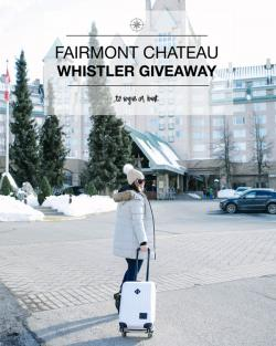 1-Night Stay At Fairmont Chateau Whistler