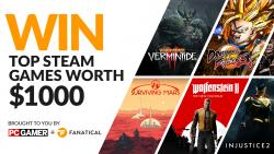 Spring Sale AAA Giveaway - Over $1000 In AAA Games