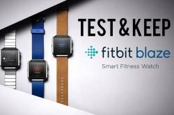 Test And Keep The Fitbit Watch!