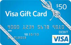 Receive Your $50 Visa Gift Card & 24-pack Of Your Choice!