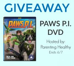 Paws PI DVD Giveaway