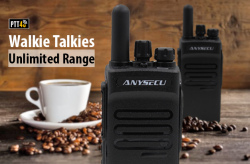 Win A FREE Pair Of 2-Way Radios With Nationwide Range