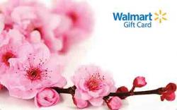 Win Walmart Gift Cards Offer