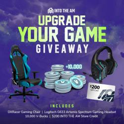 Upgrade Your Game Giveaway!!