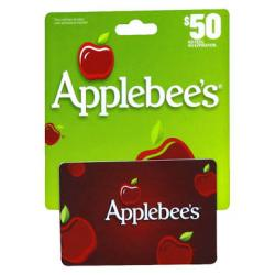 Get A $50 Applebee's Gift Card.!