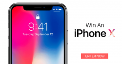 IPHONE X GIVEAWAY!! REAL !! REAL !! REAL