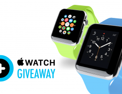 Free Apple Watch Series 2 Giveaway - 2018