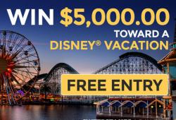 US Win A Day - Disney Vacation