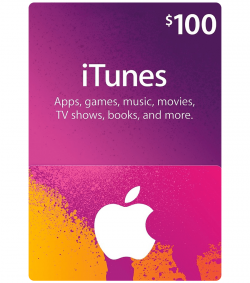 Get Your $100 ITunes Gift Card Today !