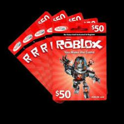 $50 Roblox Giftcard Giveaway