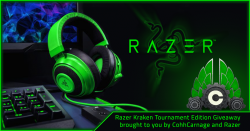 CohhCarnage's Razer Kraken Tournament Edition Giveaway