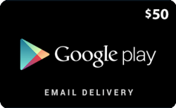 Get Free 50$ Google Play Credit Today