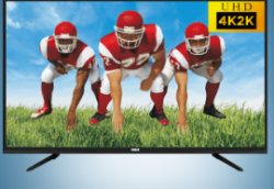 Get A Chance To Win A Free 4K TV!