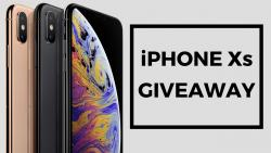 100 X IPHONE XS GIVEAWAY