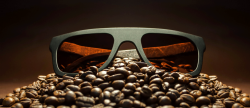 The World`s First Coffee Eyewear