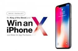 Win A Free IPhone X - New Giveaway
