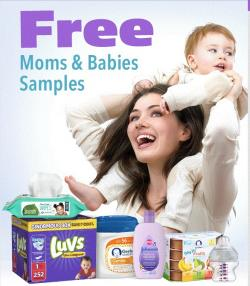 FREE Mom And Babies Products Samples Giveaway