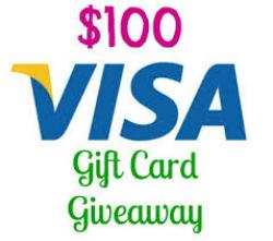 Get A $100 Visa Gift Card Get It New