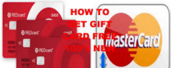 Win A Free MasterCard Gift Cards''''''''