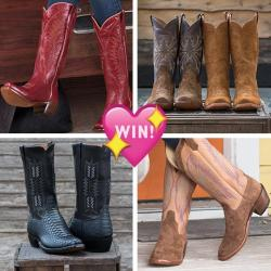 A Pair Of Handmade Boots Valued Up To $800