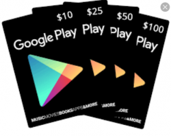 We Provide Free $100 Google Play Codes For Everyone