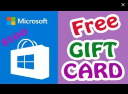 Earn Free Microsoft Store Code Legally;''