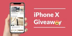 New Brand Iphone X Giveaway