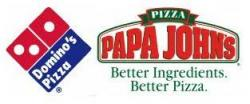 Papa John's Vs. Dominos Giveaway.2018-2019,