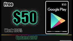 How To Get Free Google Play Gift Card Codes 2019