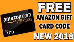Get $100 Amazon Gift Cards Now 2019
