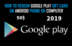 Free $100 Google Play Gift Cards Free Google Play Gift Cards