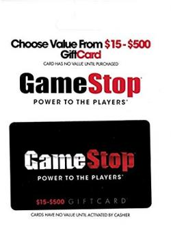 How To Get Free Game Stop Gift Card Codes 2019