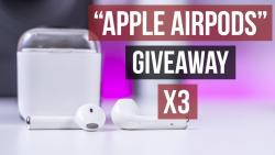 Airpods Giveaway 2019