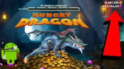 Get Hungry Dragon Coins And Gems Generator :2019 Giveaway