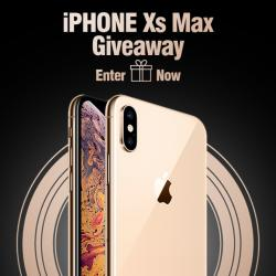 Win IPhone XS Max For Free