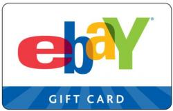 Enter For A Chance To Win A $50 Ebay.com Gift Card