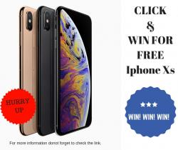 Apple IPhone X Or IPhone 8 ! Enter Your Name And Mail! Chance Is Here!