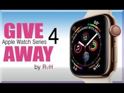 Apple Watch Series 4 Giveaway