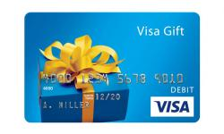 WIN FREE VISA GIFT CARD
