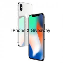 Win The Brand New IPhone-X__Giveaway-2019