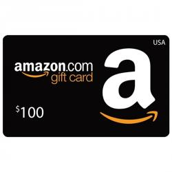 Win Amazon Gift Card $100.