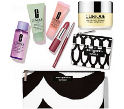 Win A $150 CLINIQUE Gift Package!