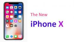 Participate To Win A New An IPhone X - 256 GB