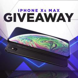 The IPhone XS Max Giveaways 2019.!