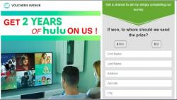 Get Two Years Of Hulu Now!