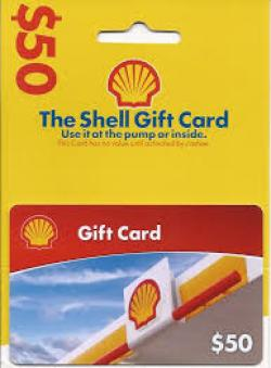 Get Shell Gift Card!