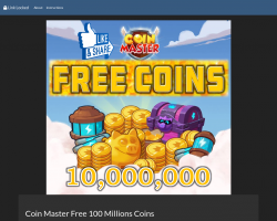 Coin Master Free Coins Here