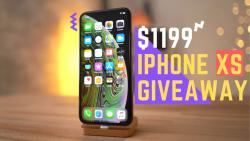 Giveaway Iphone Xs